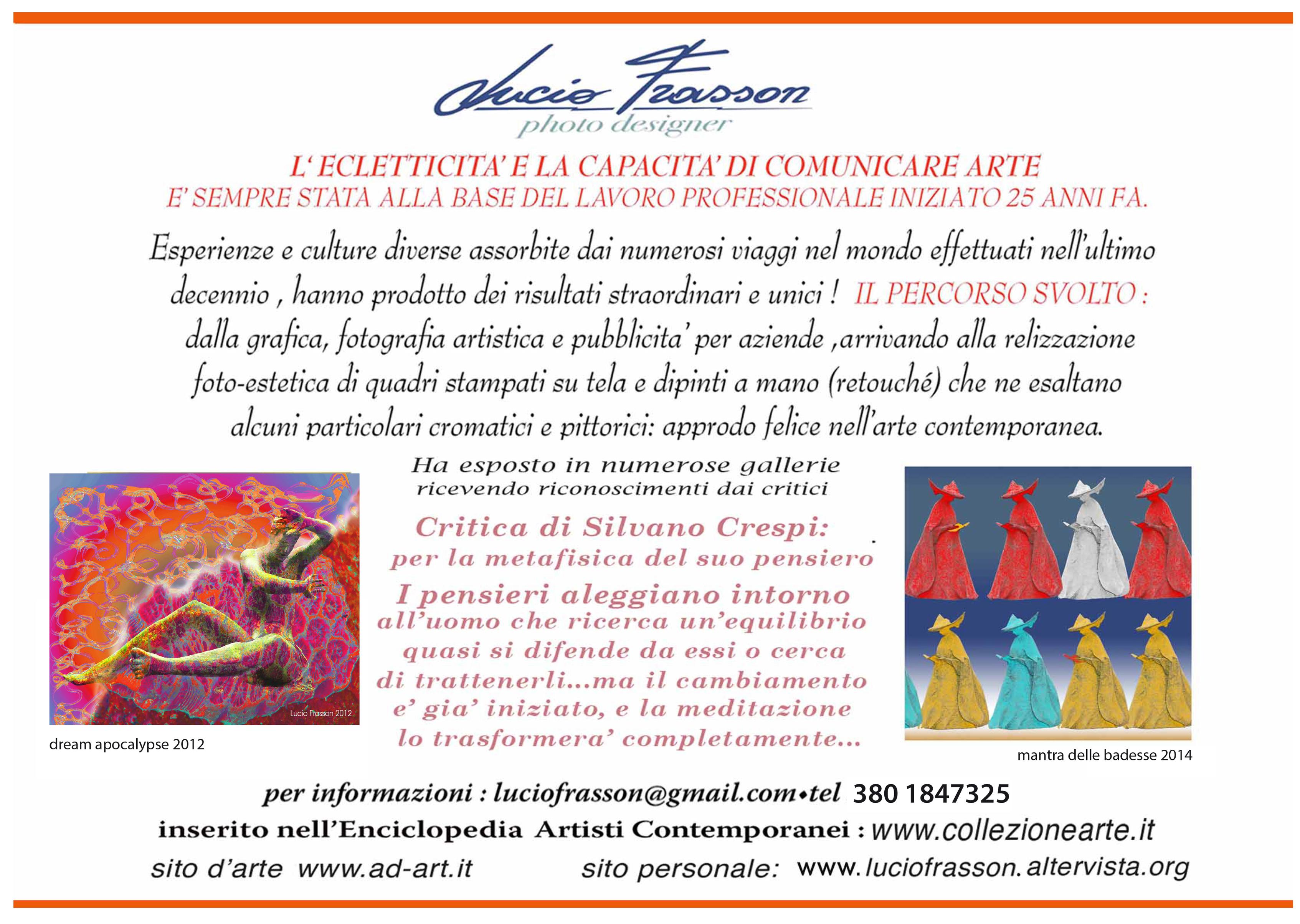 Homepage Luciofrasson